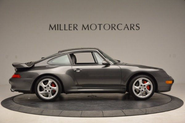 Used 1996 Porsche 911 Turbo for sale Sold at Alfa Romeo of Westport in Westport CT 06880 9