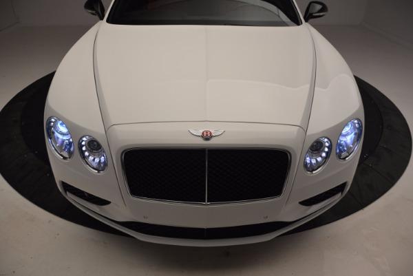 New 2017 Bentley Flying Spur V8 S for sale Sold at Alfa Romeo of Westport in Westport CT 06880 14