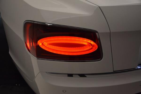 New 2017 Bentley Flying Spur V8 S for sale Sold at Alfa Romeo of Westport in Westport CT 06880 21