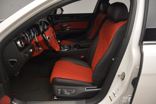 New 2017 Bentley Flying Spur V8 S for sale Sold at Alfa Romeo of Westport in Westport CT 06880 25