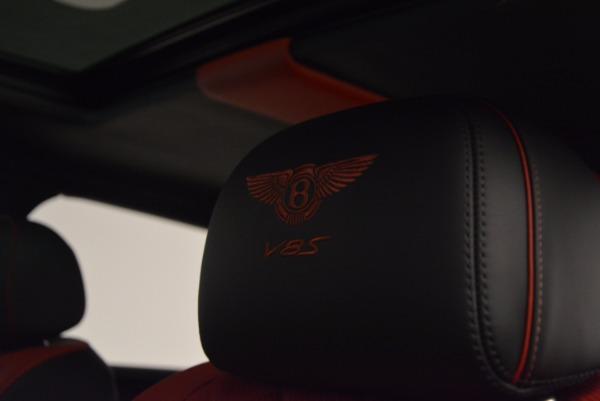 New 2017 Bentley Flying Spur V8 S for sale Sold at Alfa Romeo of Westport in Westport CT 06880 27