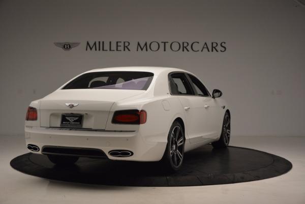 New 2017 Bentley Flying Spur V8 S for sale Sold at Alfa Romeo of Westport in Westport CT 06880 6