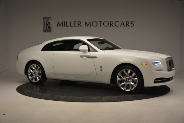 New 2017 Rolls-Royce Wraith for sale Sold at Alfa Romeo of Westport in Westport CT 06880 10