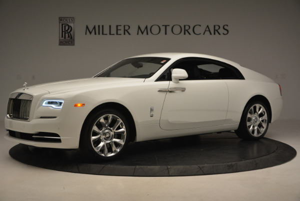 New 2017 Rolls-Royce Wraith for sale Sold at Alfa Romeo of Westport in Westport CT 06880 2