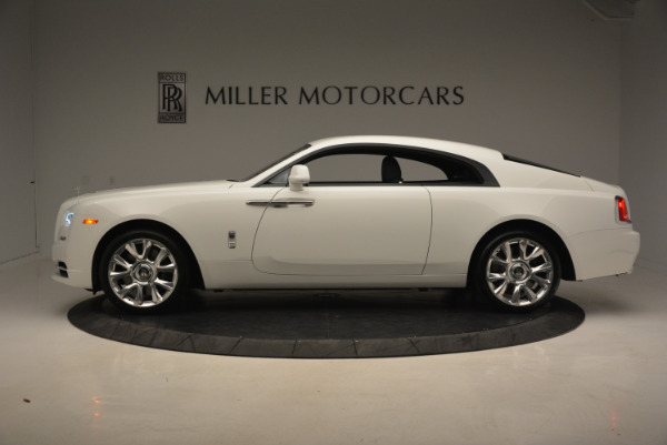 New 2017 Rolls-Royce Wraith for sale Sold at Alfa Romeo of Westport in Westport CT 06880 3