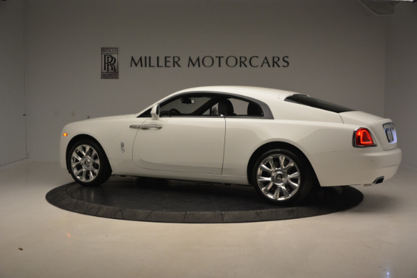 New 2017 Rolls-Royce Wraith for sale Sold at Alfa Romeo of Westport in Westport CT 06880 4