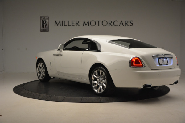 New 2017 Rolls-Royce Wraith for sale Sold at Alfa Romeo of Westport in Westport CT 06880 5