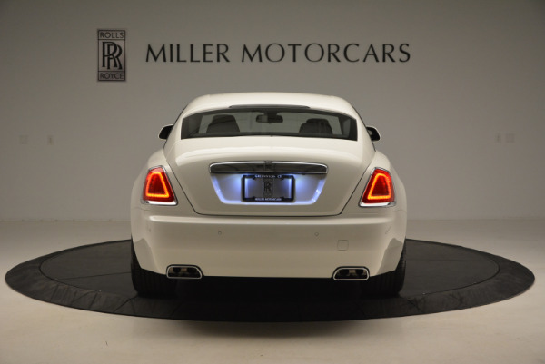 New 2017 Rolls-Royce Wraith for sale Sold at Alfa Romeo of Westport in Westport CT 06880 6