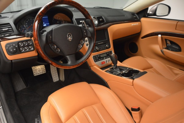Used 2009 Maserati GranTurismo S for sale Sold at Alfa Romeo of Westport in Westport CT 06880 13