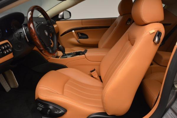 Used 2009 Maserati GranTurismo S for sale Sold at Alfa Romeo of Westport in Westport CT 06880 14