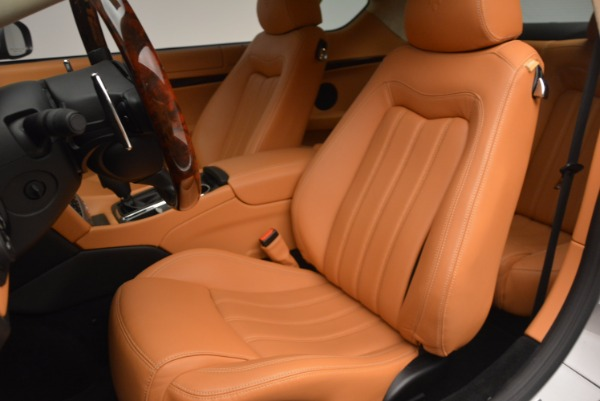 Used 2009 Maserati GranTurismo S for sale Sold at Alfa Romeo of Westport in Westport CT 06880 15