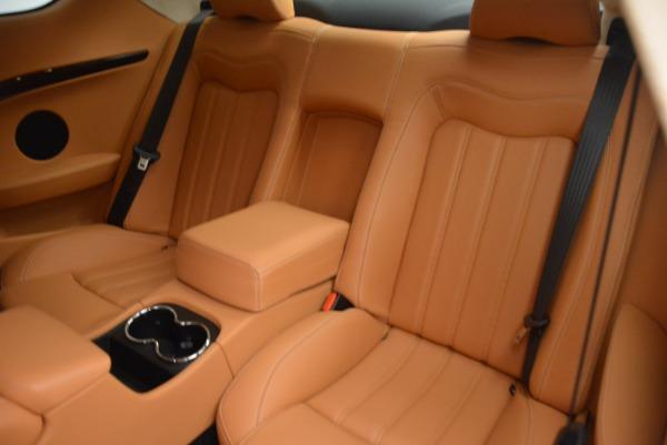 Used 2009 Maserati GranTurismo S for sale Sold at Alfa Romeo of Westport in Westport CT 06880 16