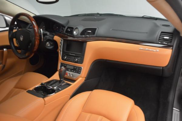 Used 2009 Maserati GranTurismo S for sale Sold at Alfa Romeo of Westport in Westport CT 06880 17