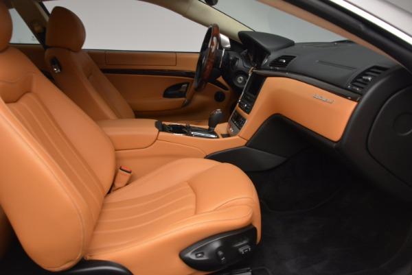 Used 2009 Maserati GranTurismo S for sale Sold at Alfa Romeo of Westport in Westport CT 06880 18
