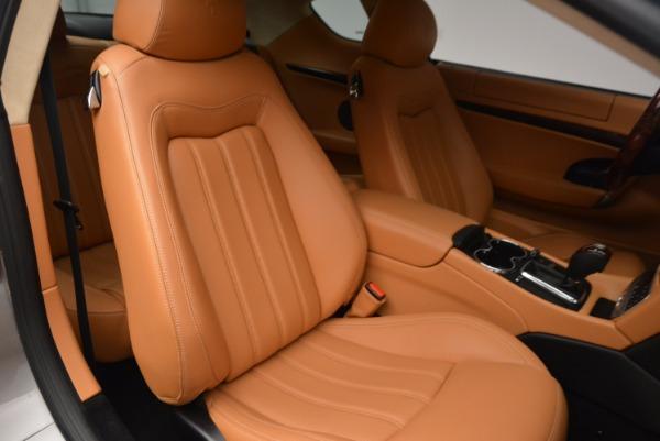 Used 2009 Maserati GranTurismo S for sale Sold at Alfa Romeo of Westport in Westport CT 06880 19