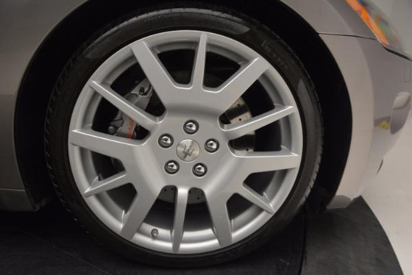 Used 2009 Maserati GranTurismo S for sale Sold at Alfa Romeo of Westport in Westport CT 06880 21