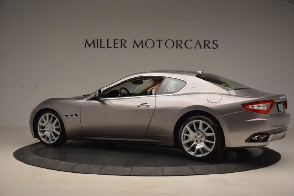 Used 2009 Maserati GranTurismo S for sale Sold at Alfa Romeo of Westport in Westport CT 06880 4