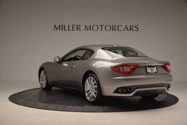 Used 2009 Maserati GranTurismo S for sale Sold at Alfa Romeo of Westport in Westport CT 06880 5