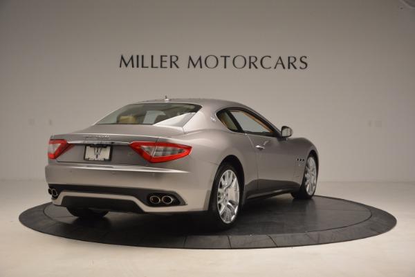Used 2009 Maserati GranTurismo S for sale Sold at Alfa Romeo of Westport in Westport CT 06880 7