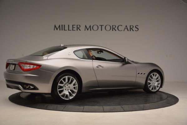 Used 2009 Maserati GranTurismo S for sale Sold at Alfa Romeo of Westport in Westport CT 06880 8