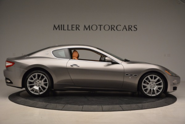 Used 2009 Maserati GranTurismo S for sale Sold at Alfa Romeo of Westport in Westport CT 06880 9