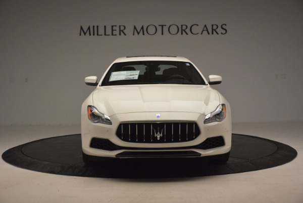 Used 2017 Maserati Quattroporte SQ4 for sale $53,900 at Alfa Romeo of Westport in Westport CT 06880 12