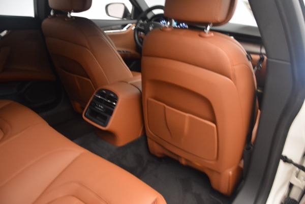 New 2017 Maserati Quattroporte SQ4 for sale Sold at Alfa Romeo of Westport in Westport CT 06880 19