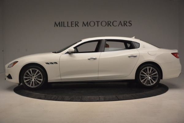 Used 2017 Maserati Quattroporte SQ4 for sale $53,900 at Alfa Romeo of Westport in Westport CT 06880 3