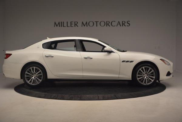 New 2017 Maserati Quattroporte SQ4 for sale Sold at Alfa Romeo of Westport in Westport CT 06880 9