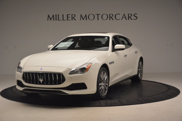 Used 2017 Maserati Quattroporte SQ4 for sale $53,900 at Alfa Romeo of Westport in Westport CT 06880 1