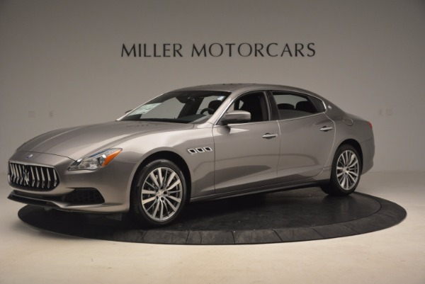 New 2017 Maserati Quattroporte SQ4 for sale Sold at Alfa Romeo of Westport in Westport CT 06880 2