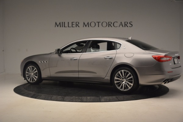New 2017 Maserati Quattroporte SQ4 for sale Sold at Alfa Romeo of Westport in Westport CT 06880 4