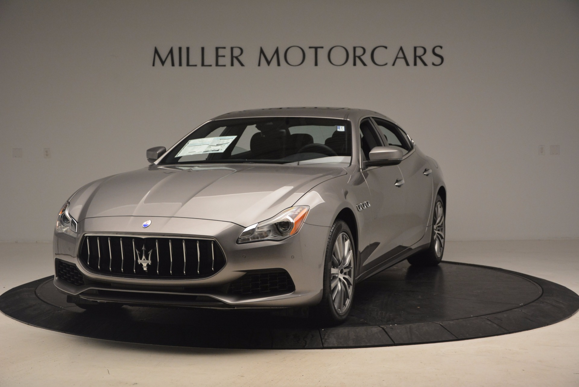 New 2017 Maserati Quattroporte SQ4 for sale Sold at Alfa Romeo of Westport in Westport CT 06880 1