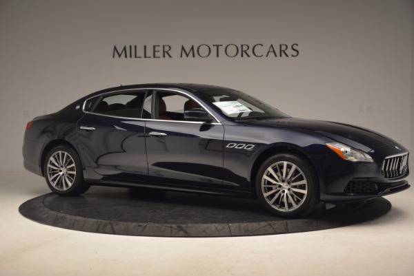 New 2017 Maserati Quattroporte S Q4 for sale Sold at Alfa Romeo of Westport in Westport CT 06880 10