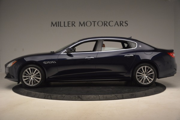 New 2017 Maserati Quattroporte S Q4 for sale Sold at Alfa Romeo of Westport in Westport CT 06880 3