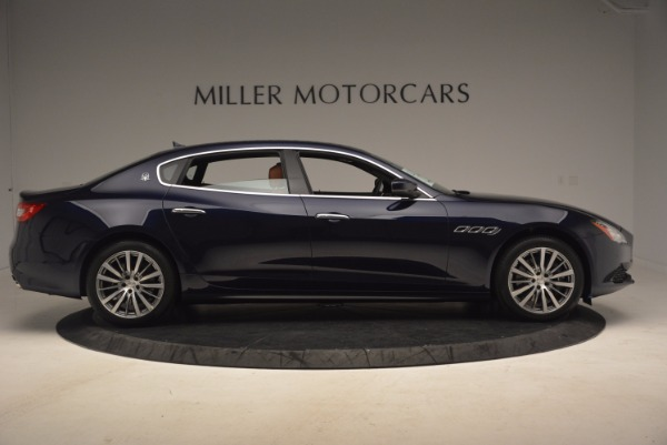 New 2017 Maserati Quattroporte S Q4 for sale Sold at Alfa Romeo of Westport in Westport CT 06880 9