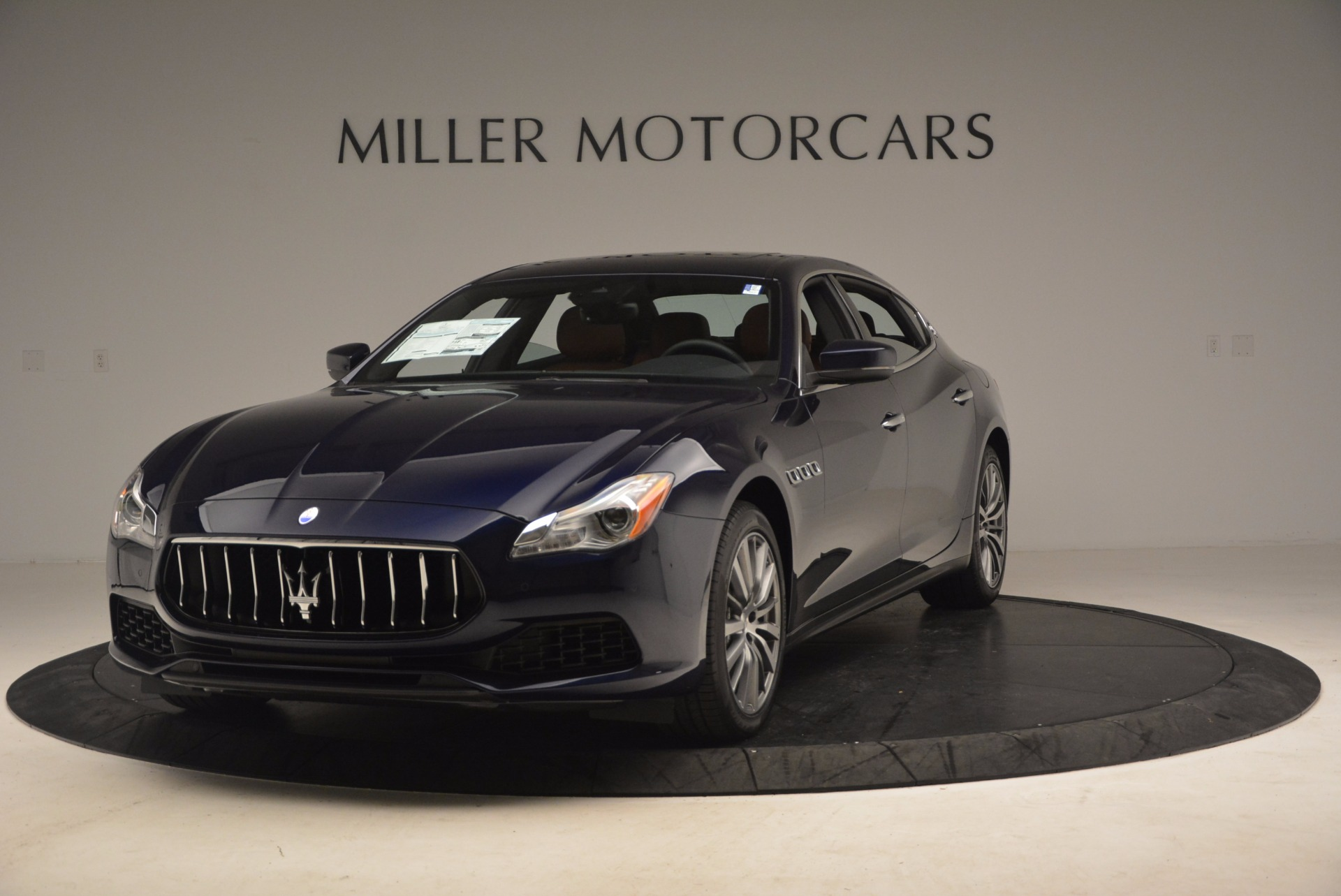 New 2017 Maserati Quattroporte S Q4 for sale Sold at Alfa Romeo of Westport in Westport CT 06880 1