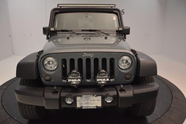 Used 2014 Jeep Wrangler Unlimited Sport for sale Sold at Alfa Romeo of Westport in Westport CT 06880 28