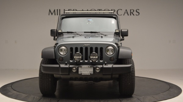 Used 2014 Jeep Wrangler Unlimited Sport for sale Sold at Alfa Romeo of Westport in Westport CT 06880 6