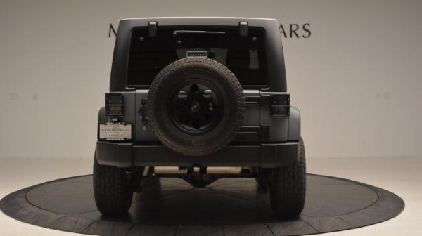 Used 2014 Jeep Wrangler Unlimited Sport for sale Sold at Alfa Romeo of Westport in Westport CT 06880 7