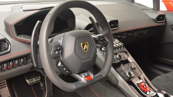 Used 2016 Lamborghini Huracan LP 580-2 for sale Sold at Alfa Romeo of Westport in Westport CT 06880 23