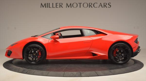 Used 2016 Lamborghini Huracan LP 580-2 for sale Sold at Alfa Romeo of Westport in Westport CT 06880 3