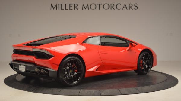 Used 2016 Lamborghini Huracan LP 580-2 for sale Sold at Alfa Romeo of Westport in Westport CT 06880 8