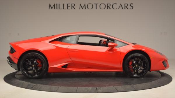 Used 2016 Lamborghini Huracan LP 580-2 for sale Sold at Alfa Romeo of Westport in Westport CT 06880 9