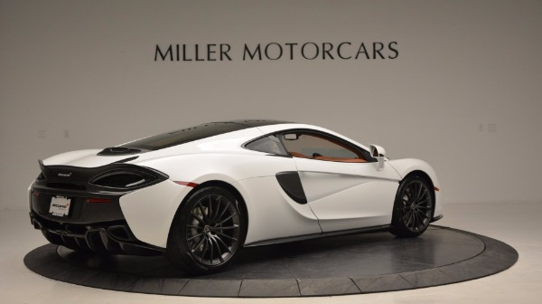Used 2017 McLaren 570GT for sale Sold at Alfa Romeo of Westport in Westport CT 06880 8