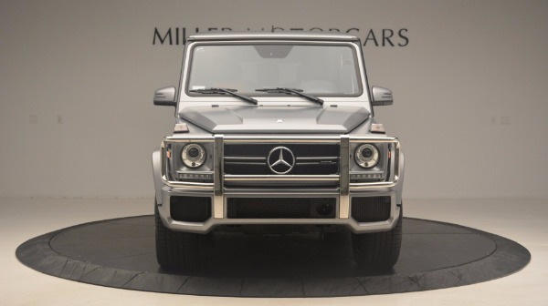 Used 2016 Mercedes Benz G-Class G 63 AMG for sale Sold at Alfa Romeo of Westport in Westport CT 06880 12
