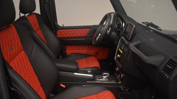 Used 2016 Mercedes Benz G-Class G 63 AMG for sale Sold at Alfa Romeo of Westport in Westport CT 06880 17
