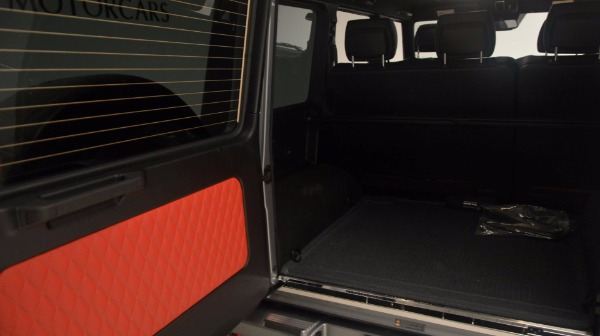 Used 2016 Mercedes Benz G-Class G 63 AMG for sale Sold at Alfa Romeo of Westport in Westport CT 06880 21