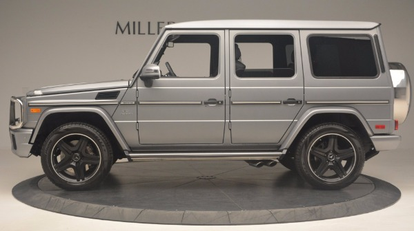 Used 2016 Mercedes Benz G-Class G 63 AMG for sale Sold at Alfa Romeo of Westport in Westport CT 06880 3