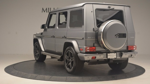 Used 2016 Mercedes Benz G-Class G 63 AMG for sale Sold at Alfa Romeo of Westport in Westport CT 06880 5